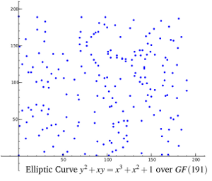 Elliptic Curve Affine